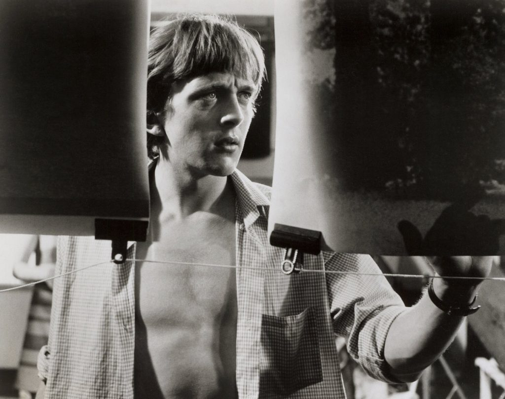 David Hemmings in Blow-Up (1966)