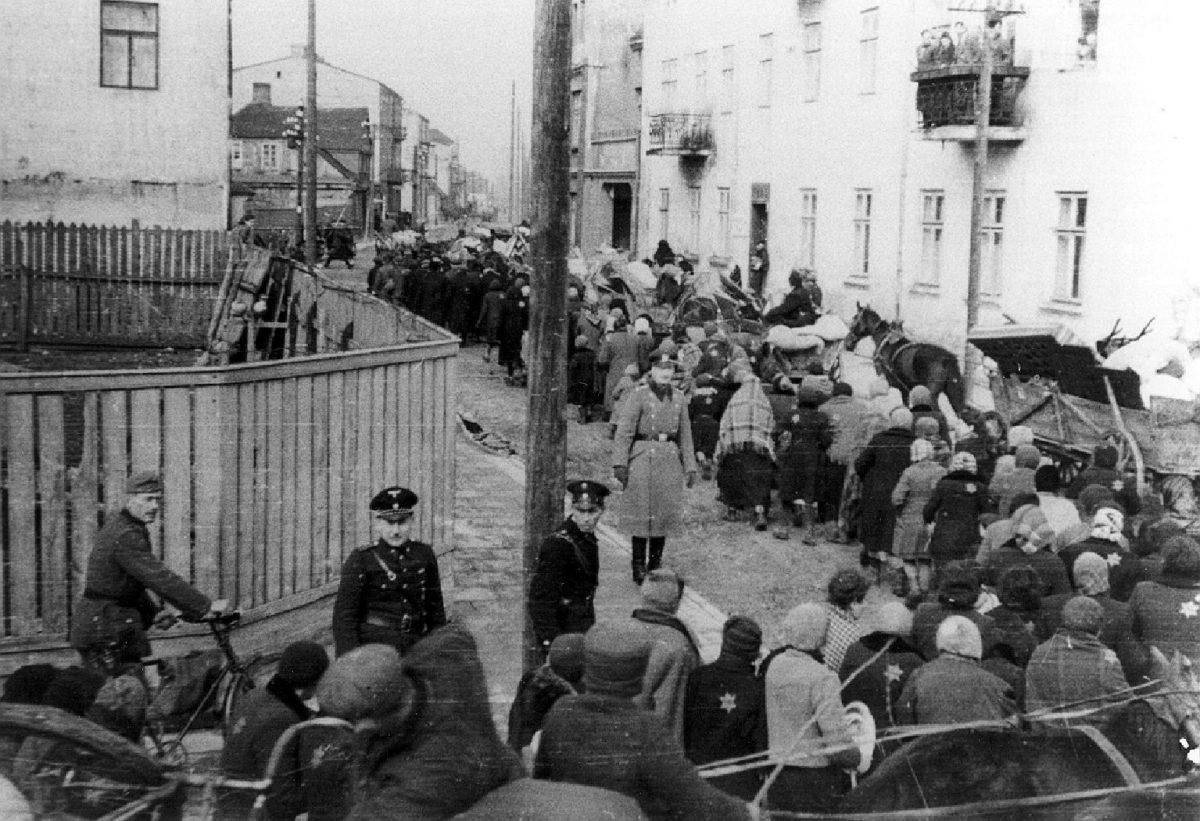 16 ottobre 1943, rastrellamento degli ebrei a Roma