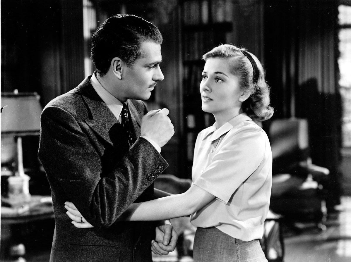Rebecca, la prima moglie (1940)