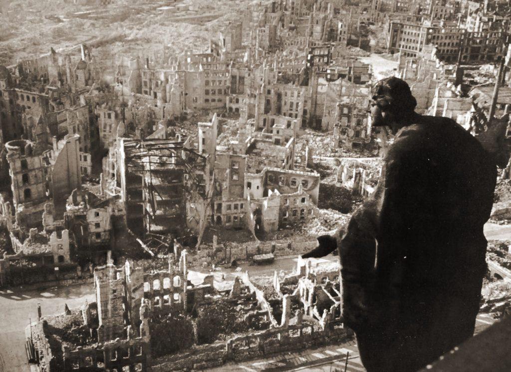 Bombardamento di Dresda 13 feb 1945 – 15 feb 1945