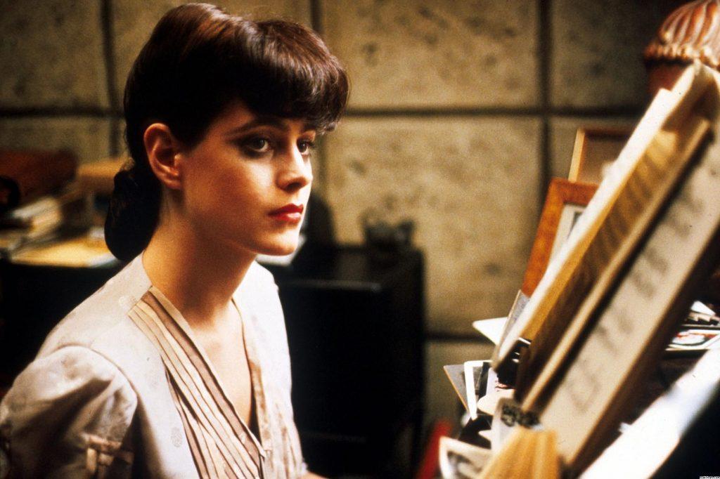 Rachael (Sean Young) in Blade Runner (1982)