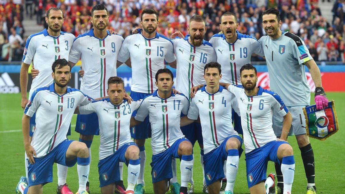 13.06.2016 - Campionati Europei - Belgio-Italia 0-2